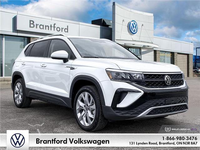 2022 Volkswagen Taos Comfortline (Stk: TA22704) in Brantford - Image 1 of 26