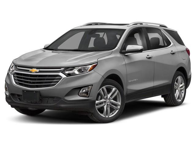 2021 Chevrolet Equinox Premier (Stk: 21-162) in Trail - Image 1 of 9
