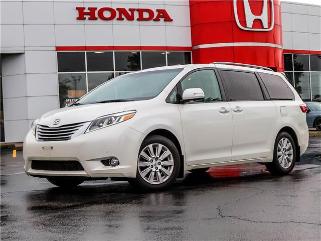 2015 Toyota Sienna  (Stk: 21011A) in Milton - Image 1 of 1