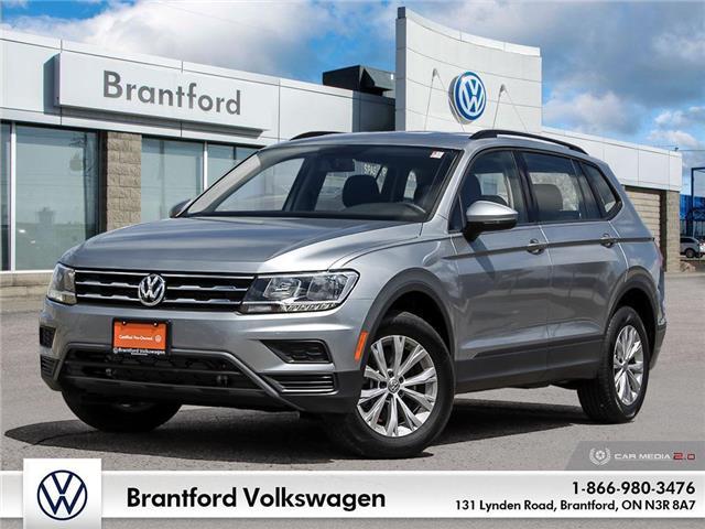 2020 Volkswagen Tiguan Trendline (Stk: P22262) in Brantford - Image 1 of 28