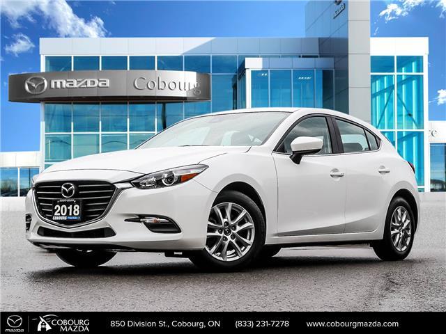 2018 Mazda Mazda3 Sport 50th Anniversary Edition (Stk: 21211A) in Cobourg - Image 1 of 28
