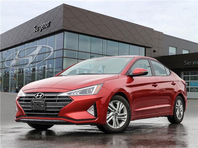 2019 Hyundai Elantra  (Stk: S22045A) in Ottawa - Image 1 of 28