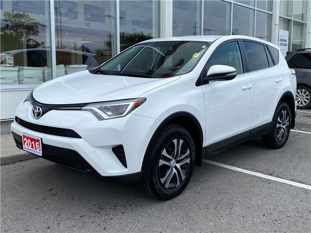 2016 Toyota RAV4 LE (Stk: W5419) in Cobourg - Image 1 of 23