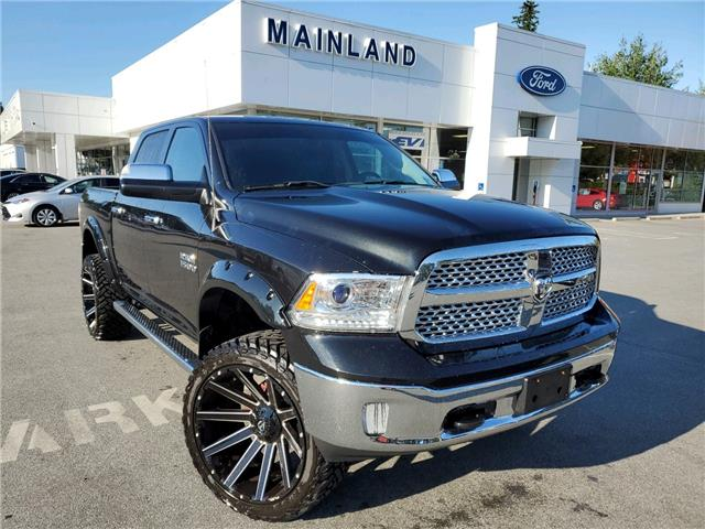 2017 RAM 1500 Laramie (Stk: 21F13937A) in Vancouver - Image 1 of 8