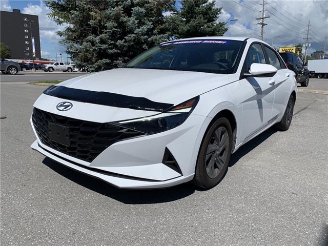 2021 Hyundai Elantra Preferred (Stk: S20206) in Ottawa - Image 1 of 19