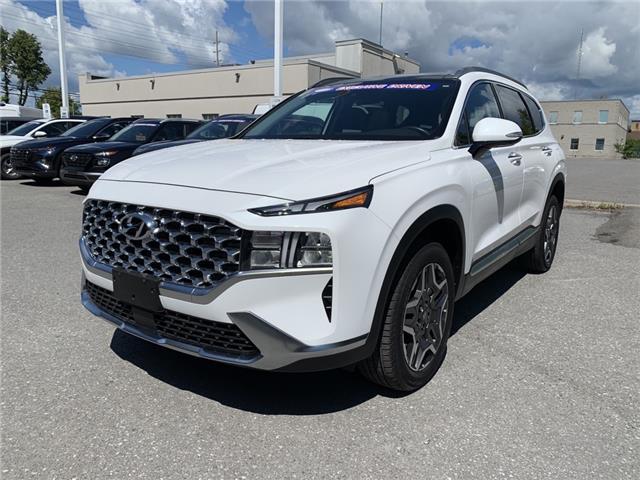 2021 Hyundai Santa Fe HEV Luxury (Stk: S20391) in Ottawa - Image 1 of 19