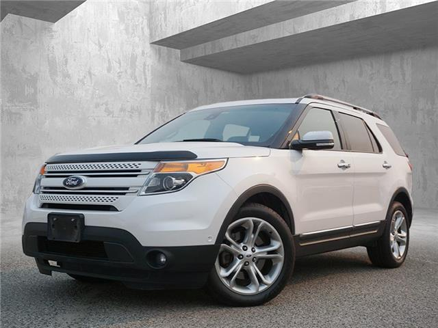 2015 Ford Explorer Limited (Stk: 21-281D) in Kelowna - Image 1 of 11
