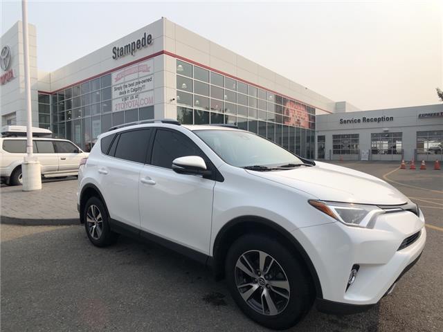 2018 Toyota RAV4 XLE (Stk: 9492A) in Calgary - Image 1 of 26