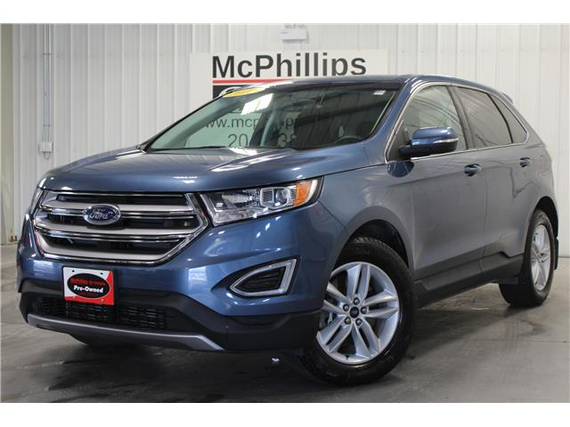 2018 Ford Edge SEL (Stk: S129133A) in Winnipeg - Image 1 of 26