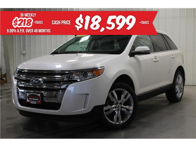 2014 Ford Edge Limited (Stk: J042360A) in Winnipeg - Image 1 of 29