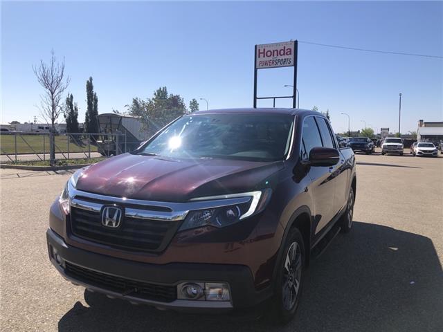 2018 Honda Ridgeline Touring (Stk: P21-071A) in Grande Prairie - Image 1 of 26