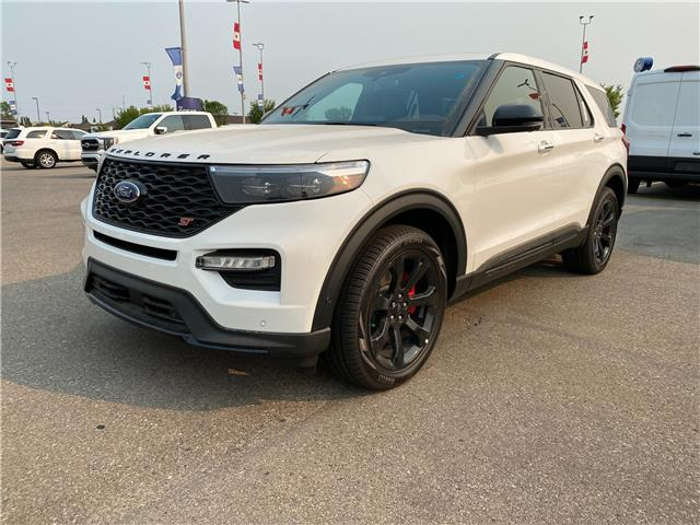 2021 Ford Explorer ST (Stk: M-1259) in Calgary - Image 1 of 7