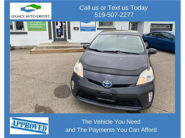 2012 Toyota Prius Base (Stk: 21008A) in Guelph - Image 1 of 18