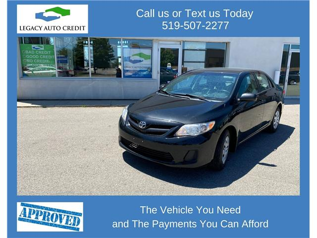 2013 Toyota Corolla CE (Stk: 20137A) in Guelph - Image 1 of 13