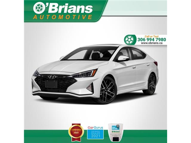 2020 Hyundai Elantra Preferred (Stk: 14707A) in Saskatoon - Image 1 of 1
