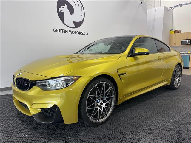2018 BMW M4 Base (Stk: 1573) in Halifax - Image 1 of 20