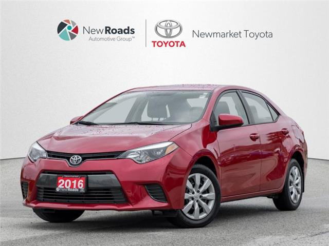 2016 Toyota Corolla LE (Stk: 361491) in Newmarket - Image 1 of 21