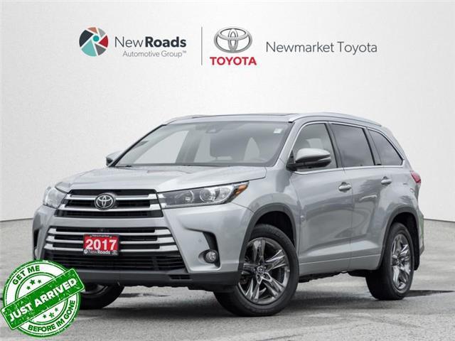 2017 Toyota Highlander Limited (Stk: 364381) in Newmarket - Image 1 of 30