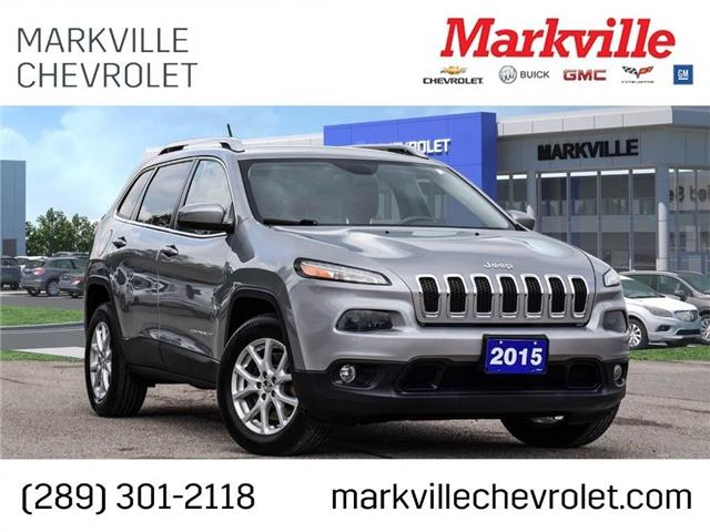 2015 Jeep Cherokee North (Stk: 348618B) in Markham - Image 1 of 26