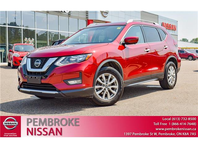 2019 Nissan Rogue S (Stk: 21144A) in Pembroke - Image 1 of 30