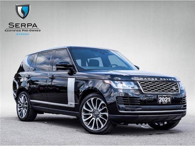 2021 Land Rover Range Rover P525 Westminster (Stk: CP066) in Aurora - Image 1 of 28