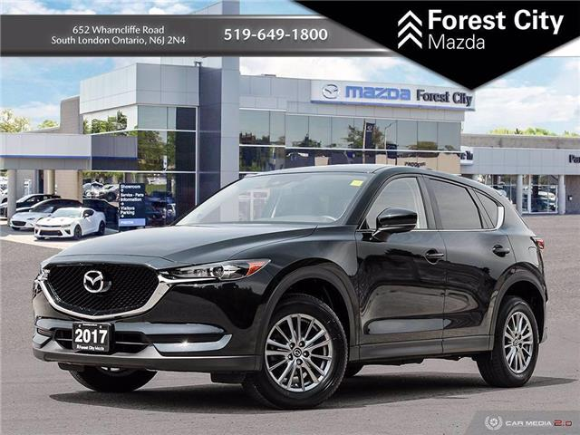 2017 Mazda CX-5 GS (Stk: 21C58604A) in London - Image 1 of 35