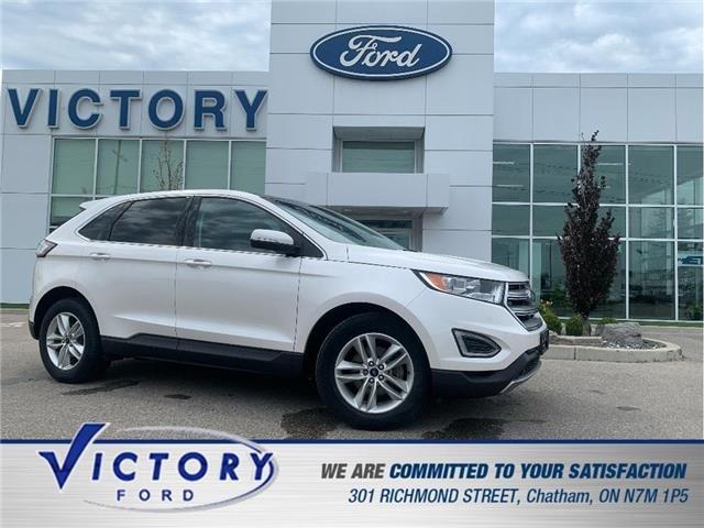 2016 Ford Edge SEL (Stk: V20332) in Chatham - Image 1 of 28