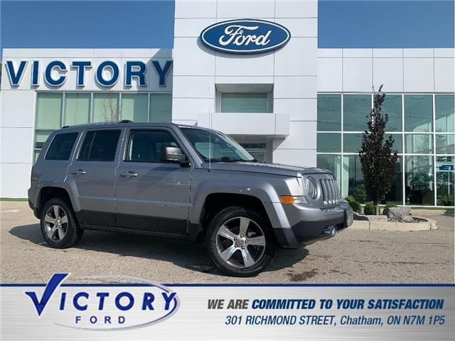 2016 Jeep Patriot Sport/North (Stk: V1276A) in Chatham - Image 1 of 22
