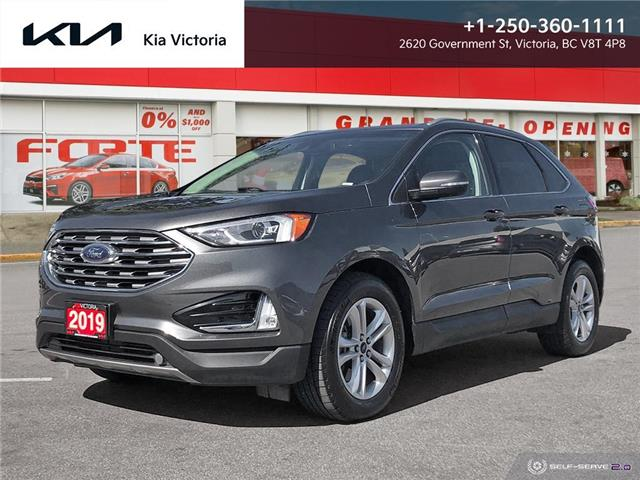 2019 Ford Edge SEL (Stk: A1863) in Victoria - Image 1 of 25