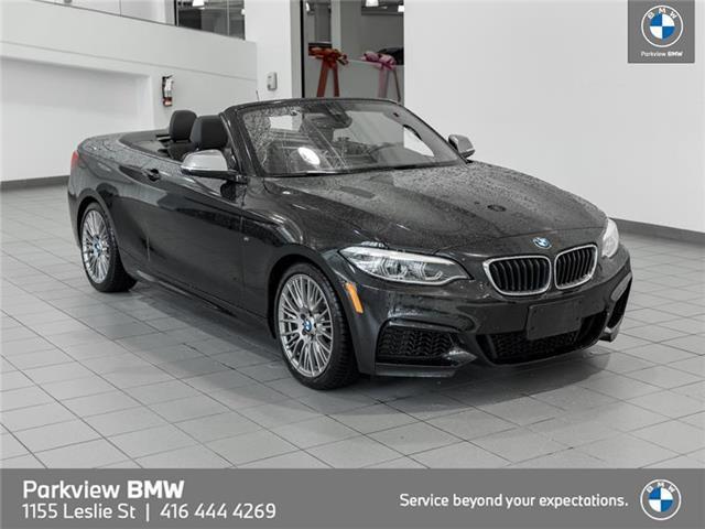 2019 BMW M240i xDrive (Stk: PP10039) in Toronto - Image 1 of 23