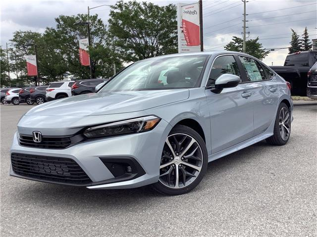 2022 Honda Civic Touring (Stk: 11-22122) in Barrie - Image 1 of 27