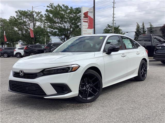 2022 Honda Civic Sport (Stk: 11-22136) in Barrie - Image 1 of 27
