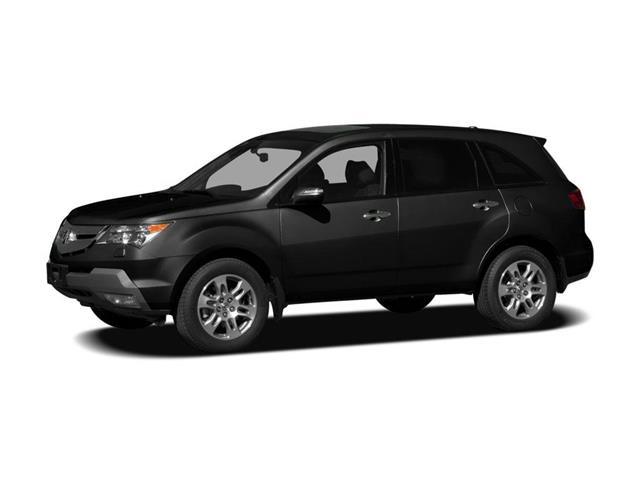 2008 Acura MDX Elite Package (Stk: H16-5475B) in Grande Prairie - Image 1 of 2