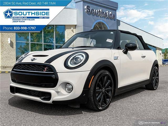2019 MINI Convertible Cooper S (Stk: WR2138A) in Red Deer - Image 1 of 25