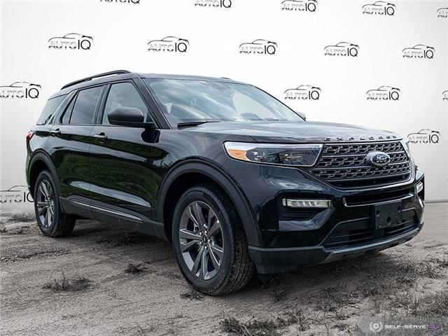 2021 Ford Explorer XLT (Stk: S1408) in St. Thomas - Image 1 of 26