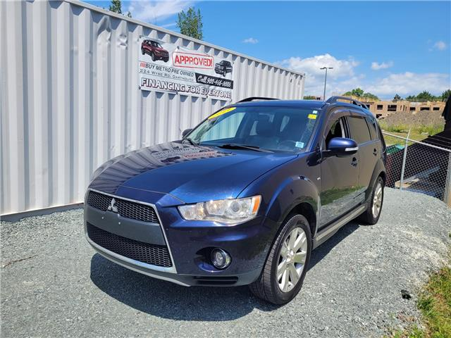 2011 Mitsubishi Outlander XLS  S-AWC (Stk: p21-191) in Dartmouth - Image 1 of 11