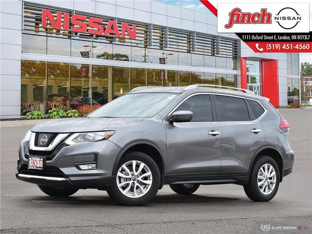 2017 Nissan Rogue SV (Stk: 10050-A) in London - Image 1 of 27