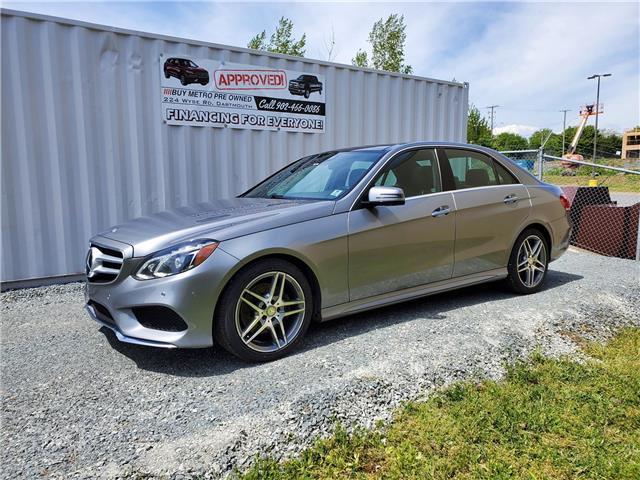 2015 Mercedes-Benz E250 E250 Luxury BlueTEC 4MATIC Sedan (Stk: p21-163) in Dartmouth - Image 1 of 13
