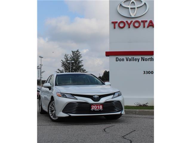 2018 Toyota Camry Hybrid XLE (Stk: 305082S) in Markham - Image 1 of 1