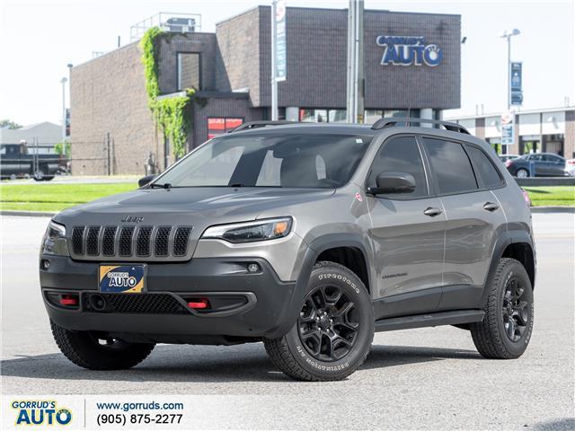 2019 Jeep Cherokee Trailhawk (Stk: 226776) in Milton - Image 1 of 22