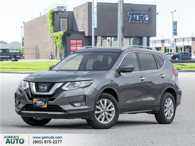 2017 Nissan Rogue SV (Stk: 850654) in Milton - Image 1 of 23