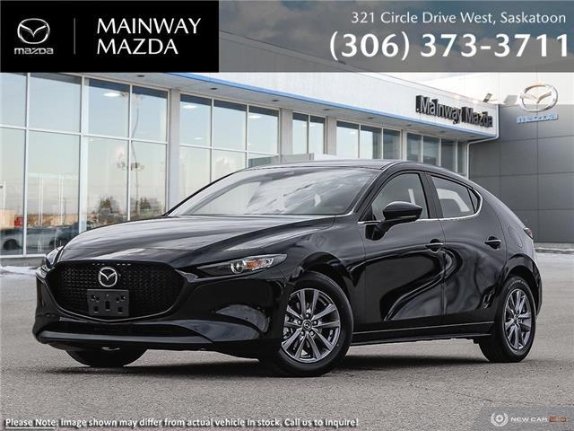 2021 Mazda Mazda3 GS w/Luxury Package (Stk: M21277) in Saskatoon - Image 1 of 23