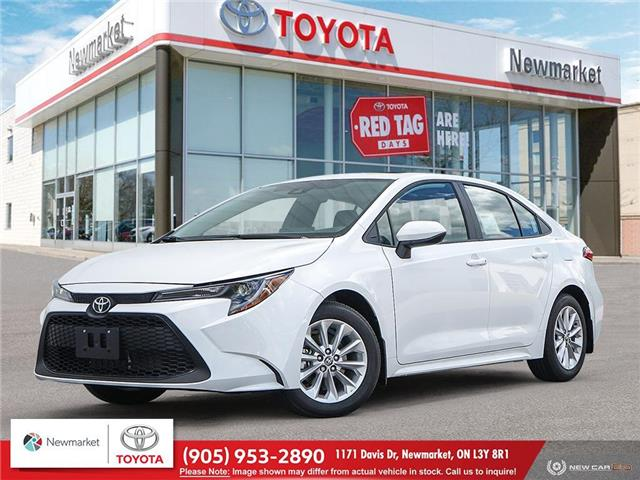 2021 Toyota Corolla LE (Stk: 36464) in Newmarket - Image 1 of 23