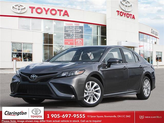 2021 Toyota Camry SE (Stk: 21672) in Bowmanville - Image 1 of 23