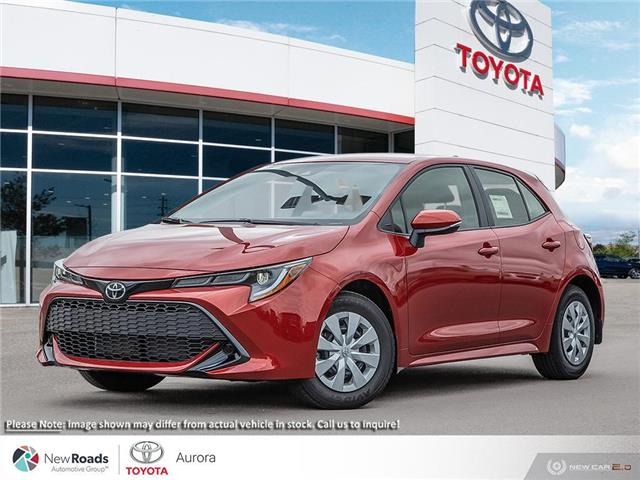 2021 Toyota Corolla Hatchback Base (Stk: 32780) in Aurora - Image 1 of 23