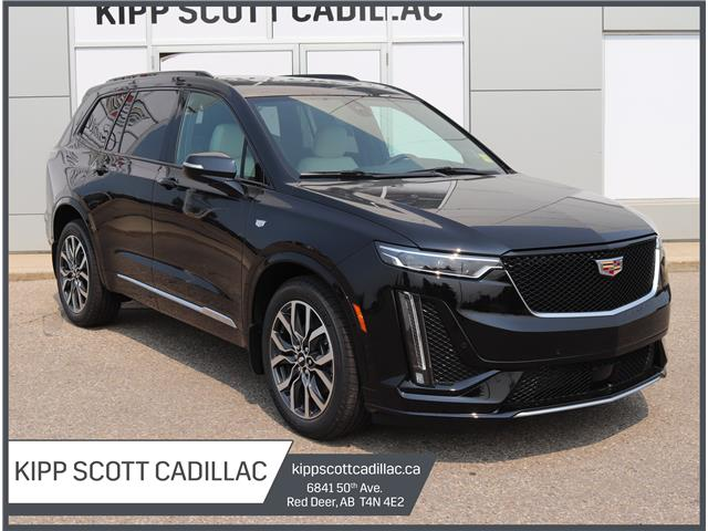 2021 Cadillac XT6 Sport (Stk: 35423) in Red Deer - Image 1 of 36
