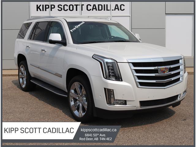2019 Cadillac Escalade Premium Luxury (Stk: 35519) in Red Deer - Image 1 of 36