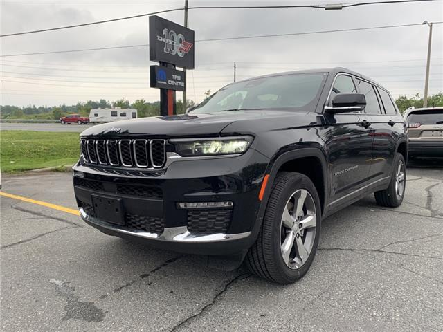2021 Jeep Grand Cherokee L Limited (Stk: 7074) in Sudbury - Image 1 of 20