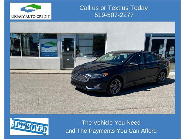 2020 Ford Fusion Hybrid Titanium (Stk: 21064) in Guelph - Image 1 of 17