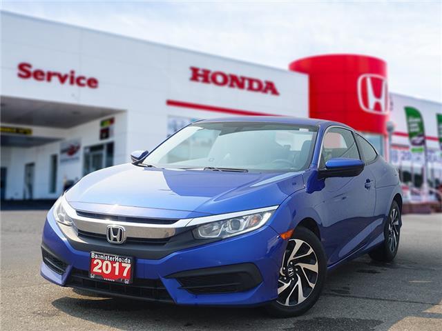 2017 Honda Civic LX (Stk: L21-092A) in Vernon - Image 1 of 10